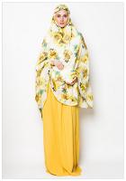 Gambar model baju mukenah jilbab muslim modern