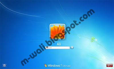 Software Reset Password Windows 7