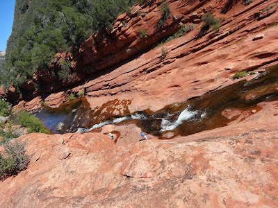 Happy in hainesport slide rock state park and sedona arizona for Cabine vicino a slide rock sedona