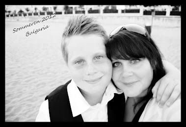 Are-Kristian og meg