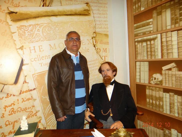 Charles Dickens - Romancista Inglês