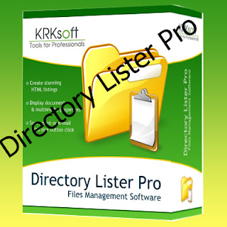 Directory Lister Pro Portable Serial Number Free Download