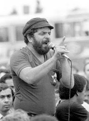 Força e saúde para Lula