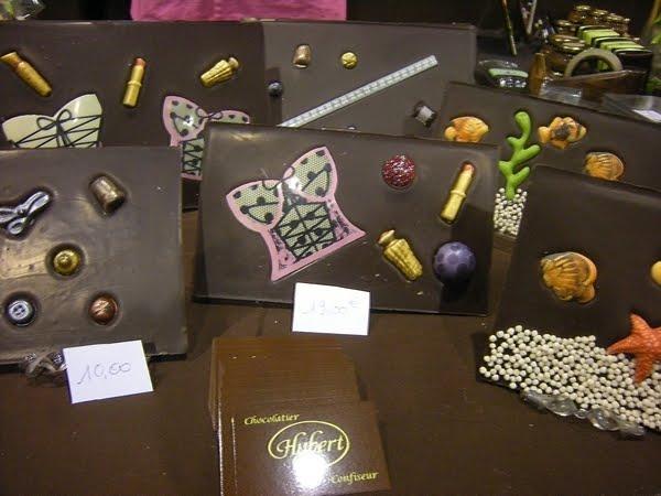 Couleur grenadine salon du chocolat marseille provence 2011 - Salon du chocolat marseille ...