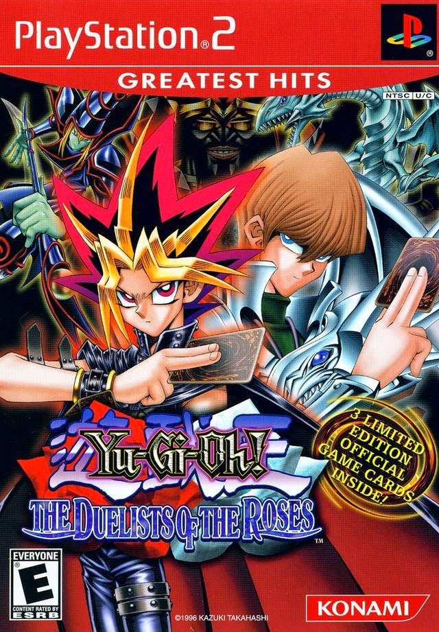 Download Game PC Yu-Gi-Oh! The Duelists of the Roses Gratis