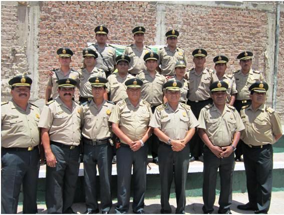 Policiales : 14 Sub Oficiales fueron ascendidos de grado en la