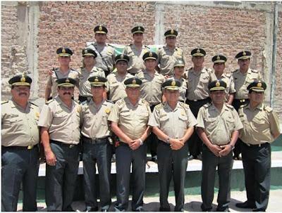 14 Sub Oficiales fueron ascendidos de grado en la Comisaría