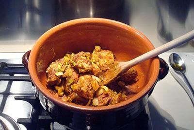 Spezzatino al curry 5
