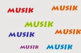 Cara memasang musik tersembunyi dalam blog
