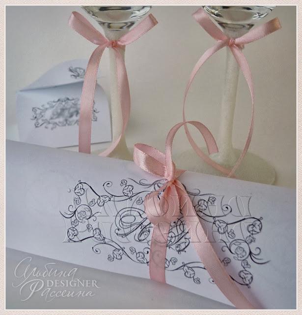Приглашения на свадьбу. Wedding invitations.