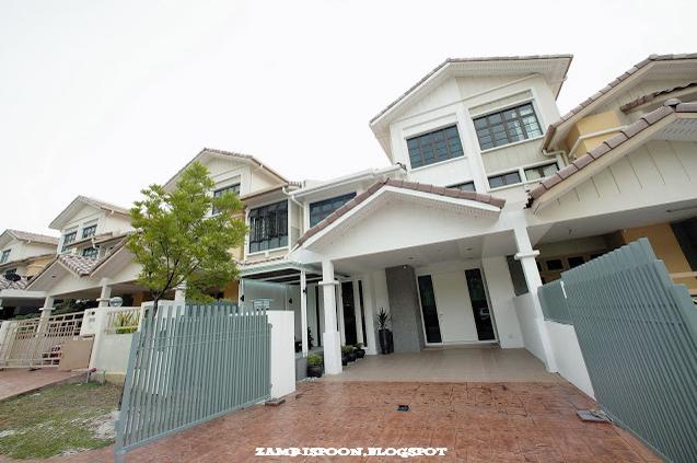 Gambar  Rumah Farah Fauzana -