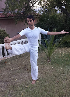 Hatha Yoga Leroux Nicolas