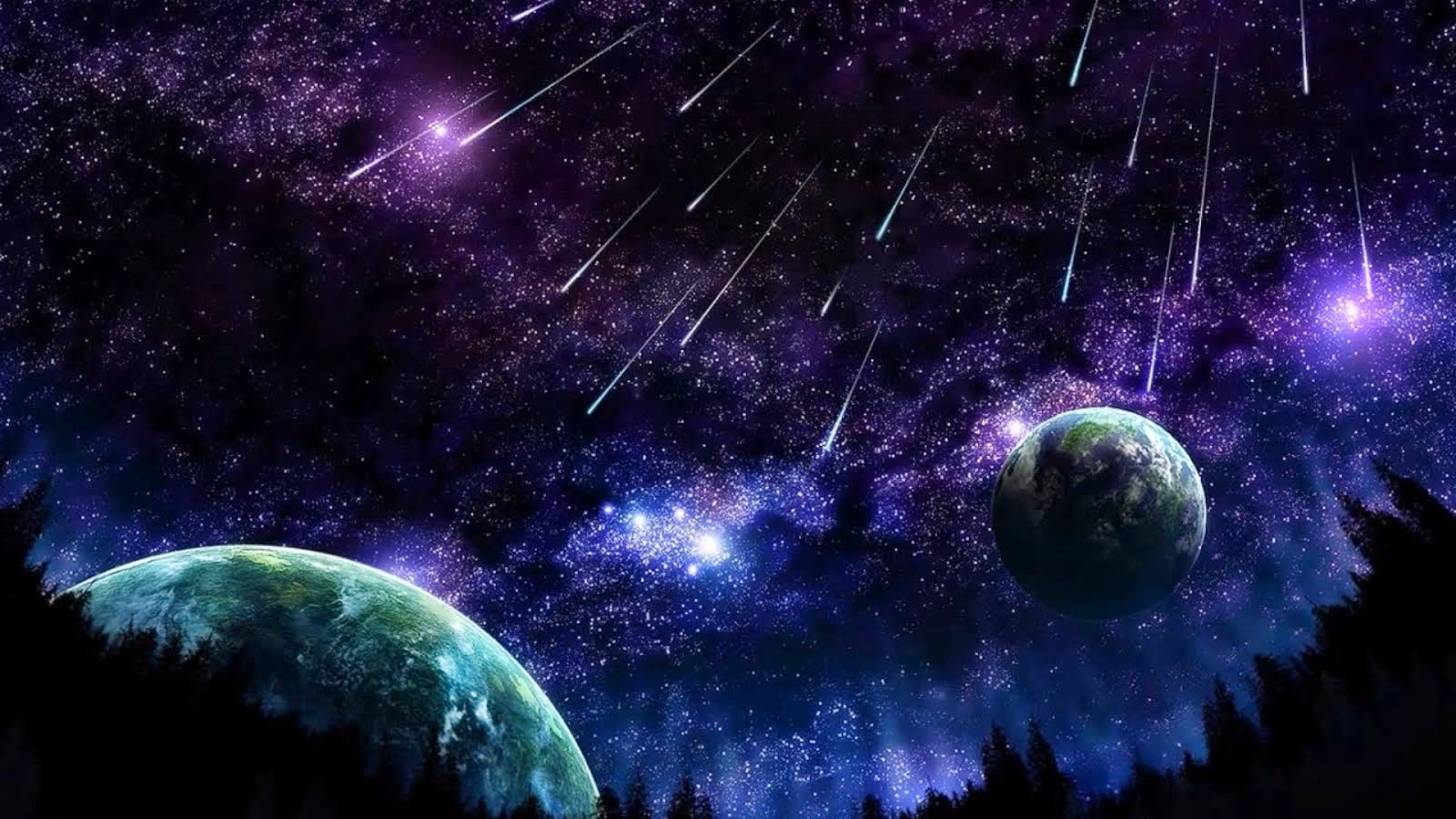 Dec,13th- Wishing Under Shooting Stars