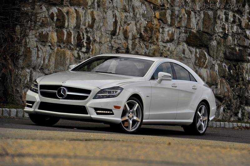 ��� ����� ������ ��� CLS ���� 2013 - ���� ������ ��� ����� ������ ��� CLS ���� 2013 - Mercedes-Benz CLS Class Photos