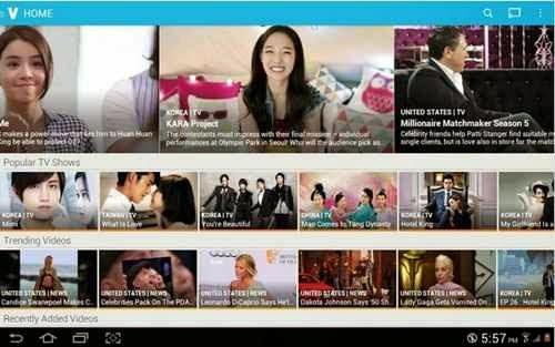 Aplikasi Android Terbaik Drama Korea
