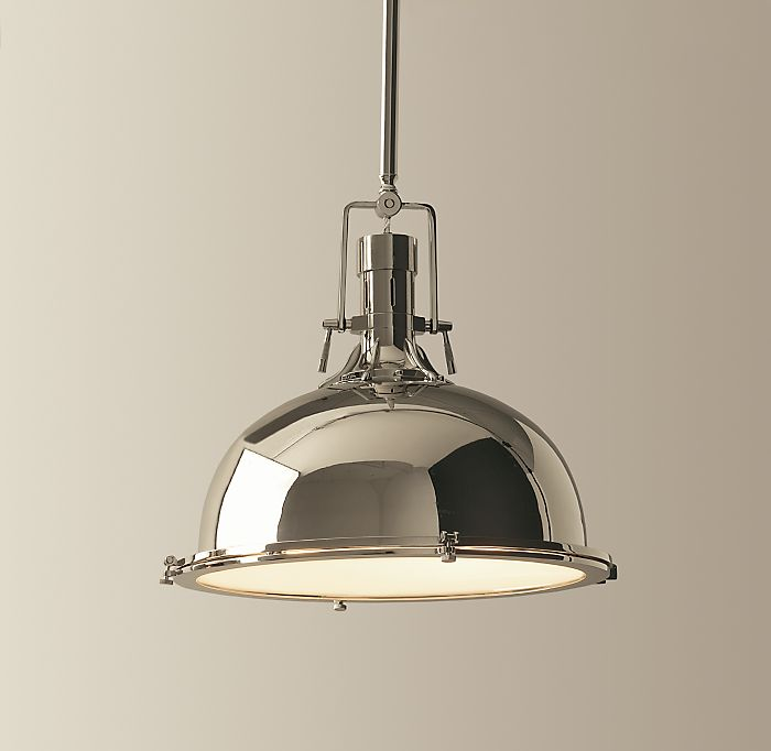 Restoration Hardware Pendant Lights For Kitchen Island