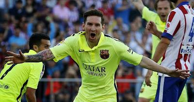 Spanish Football Liga champions 2015