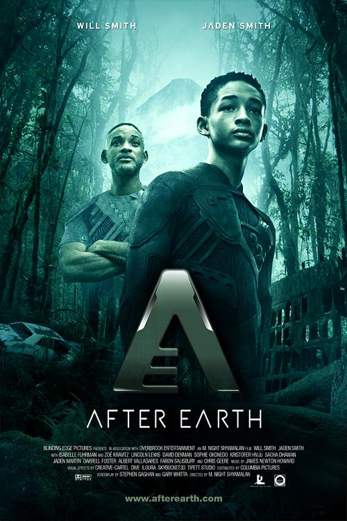 A Föld után (After Earth, 2013)
