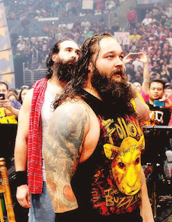 The Wyatt Family reformed 2015