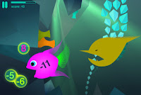 hungry fish math app