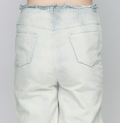 Premium Harsh Slashed Jeans