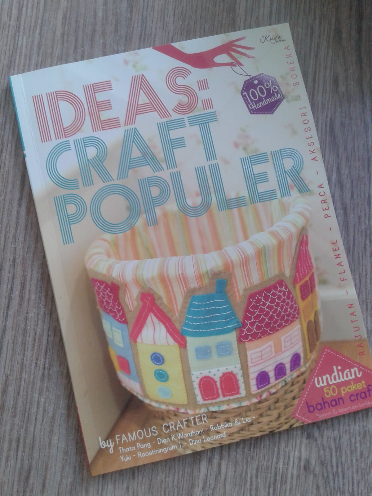 #3rd Craft Book
