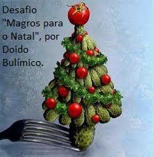 Magros para o Natal