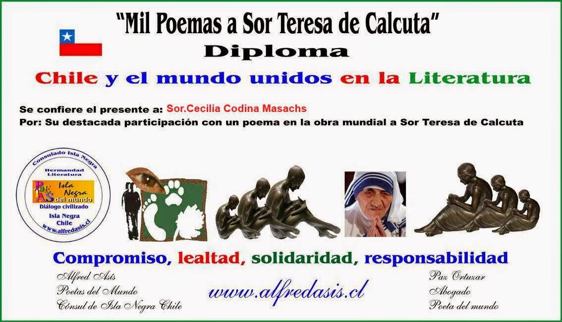 ANTOLOGÍA A MADRE TERESA DE CALCUTA