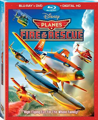 Planes Fire and Rescue 2014 720p BluRay