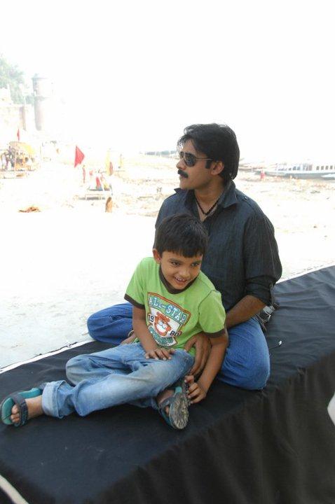 Pawan Kalyan Son Akira Nandan Pictures Tollywood Stars