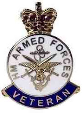 The Veterans Badge