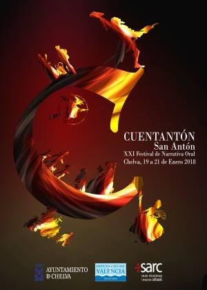 XXI Festival de Narración Oral Cuentantón  2018