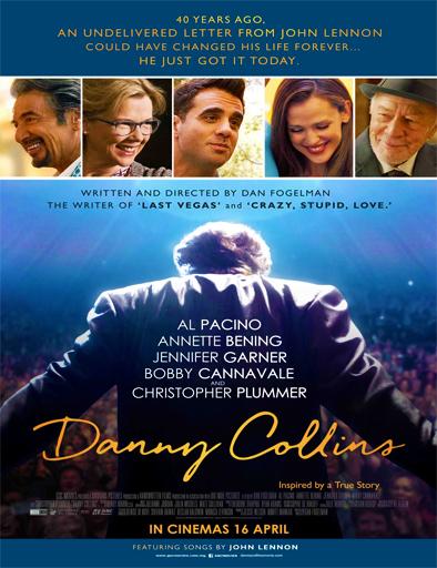 Ver Directo al corazón (Danny Collins) (2015) Online