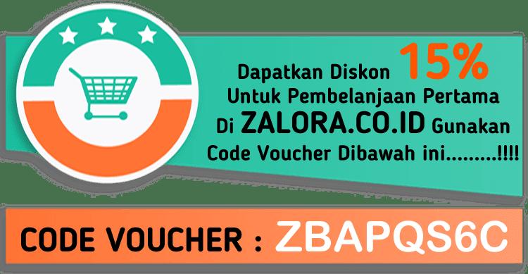 Code Voucher ZALORA
