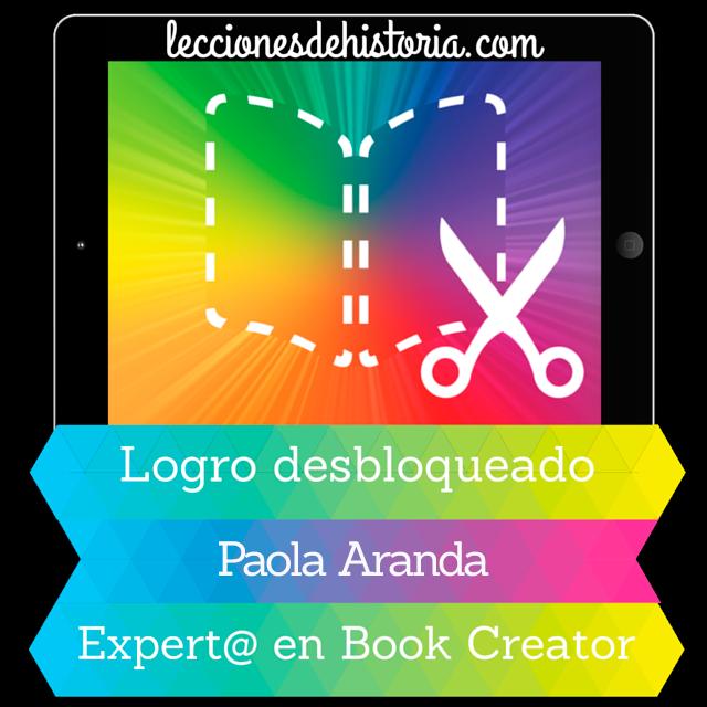 Insignia de Book Creator