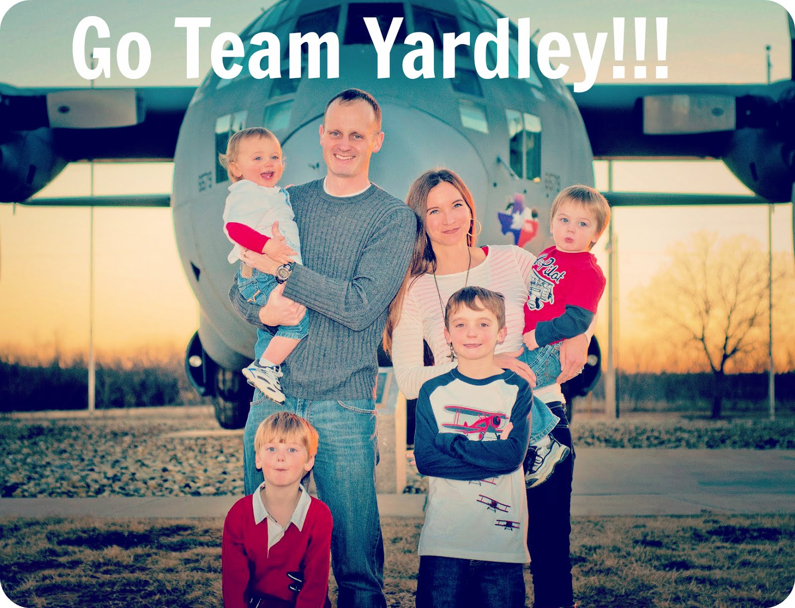 Go Team Yardley!