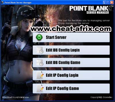 Download Point Blank Offline For New Cheat Afrix