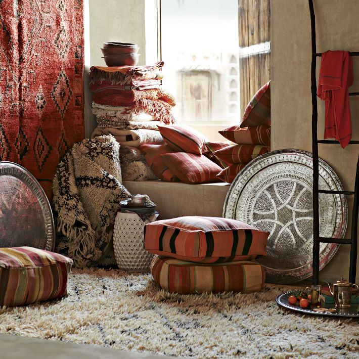 "Lovely Oriental Details By ""West Elm"" ♥ Прекрасни"