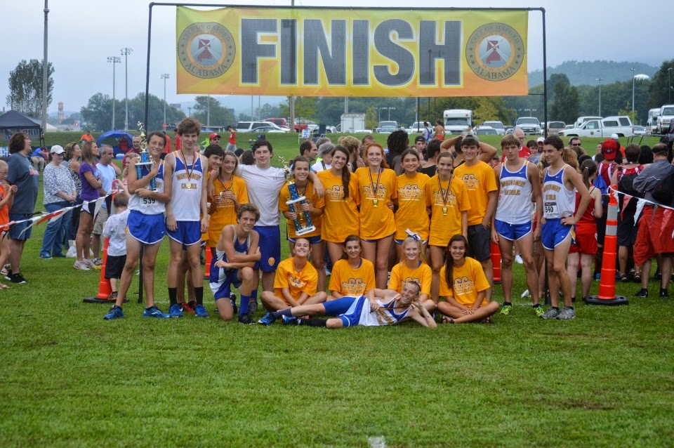 Racing Knights Bring Home 1st Place from Waffle House Invitational 2