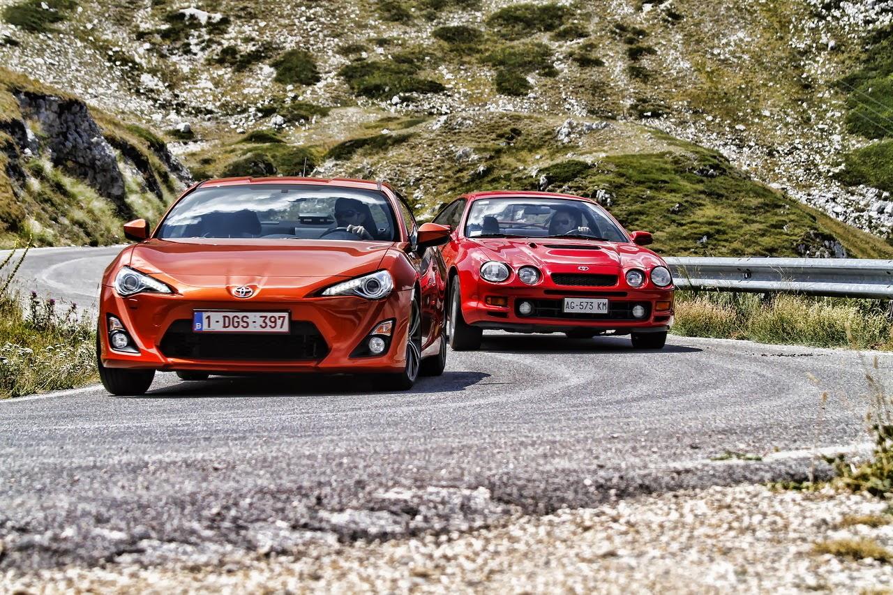 Toyota Sports Car List  Sports Cars
