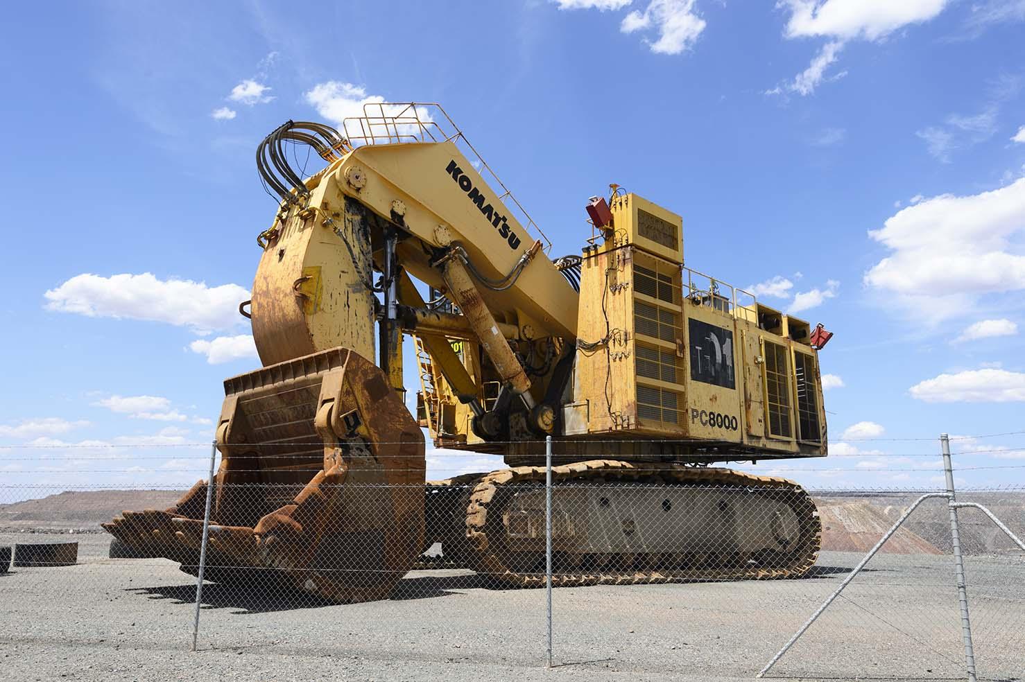 how to get to kalgoorlie super pit lookout