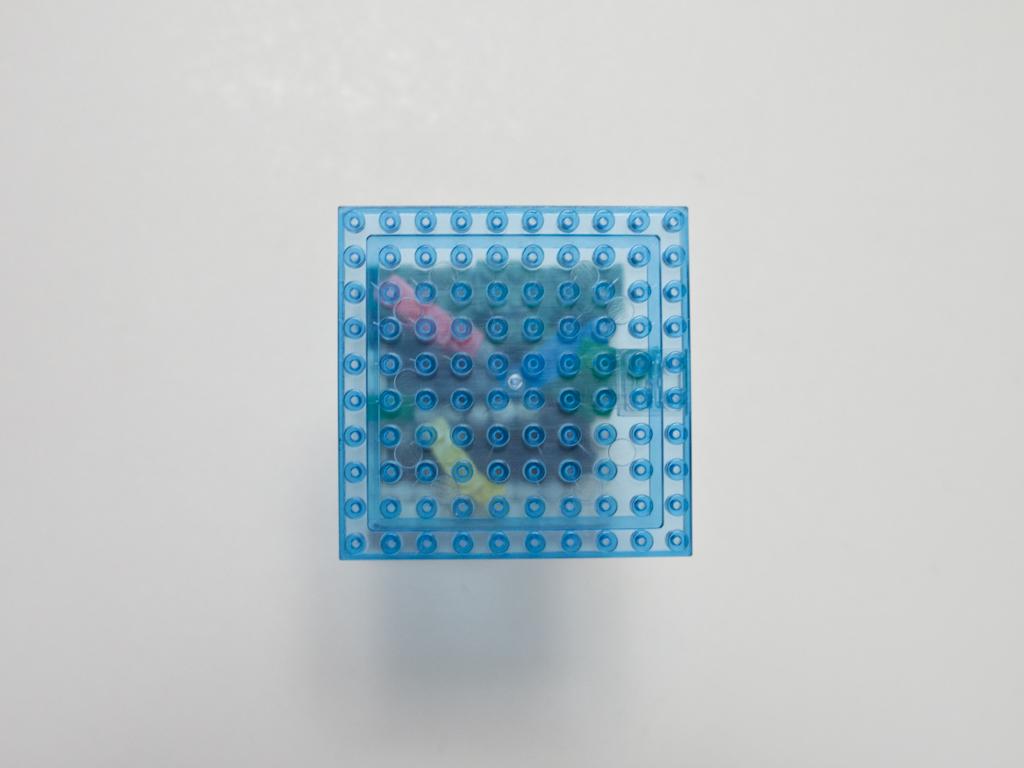ナノブロック ワークス / nanoblock works: 水中 ナ... ナノブロック ワー