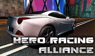 Screenshots of the Hero racing: Alliance for Android tablet, phone.