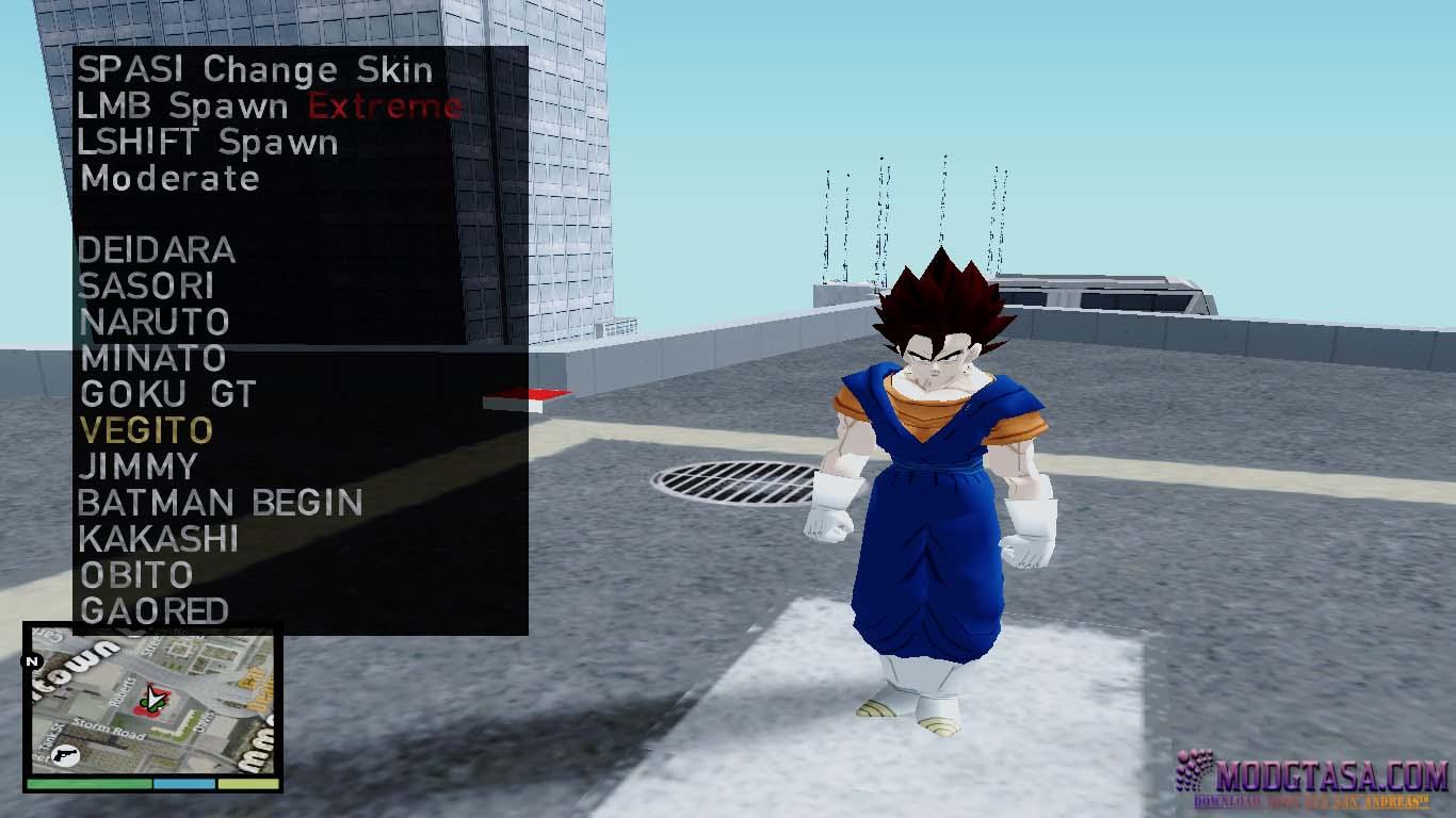 Nude skin mod untuk game gta san  xxx videos