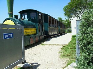 Disabled Travel -  Petit Train, Mejanes, Camargue Wheelchair Access info