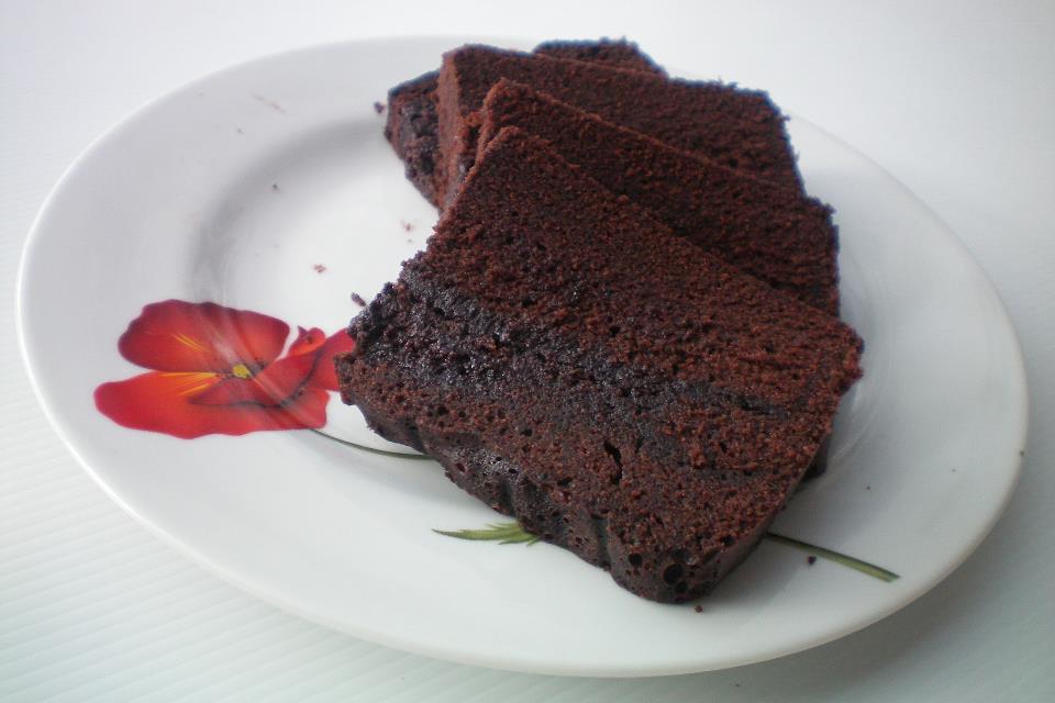 Resep Brownies Kukus Lapis Cokelat