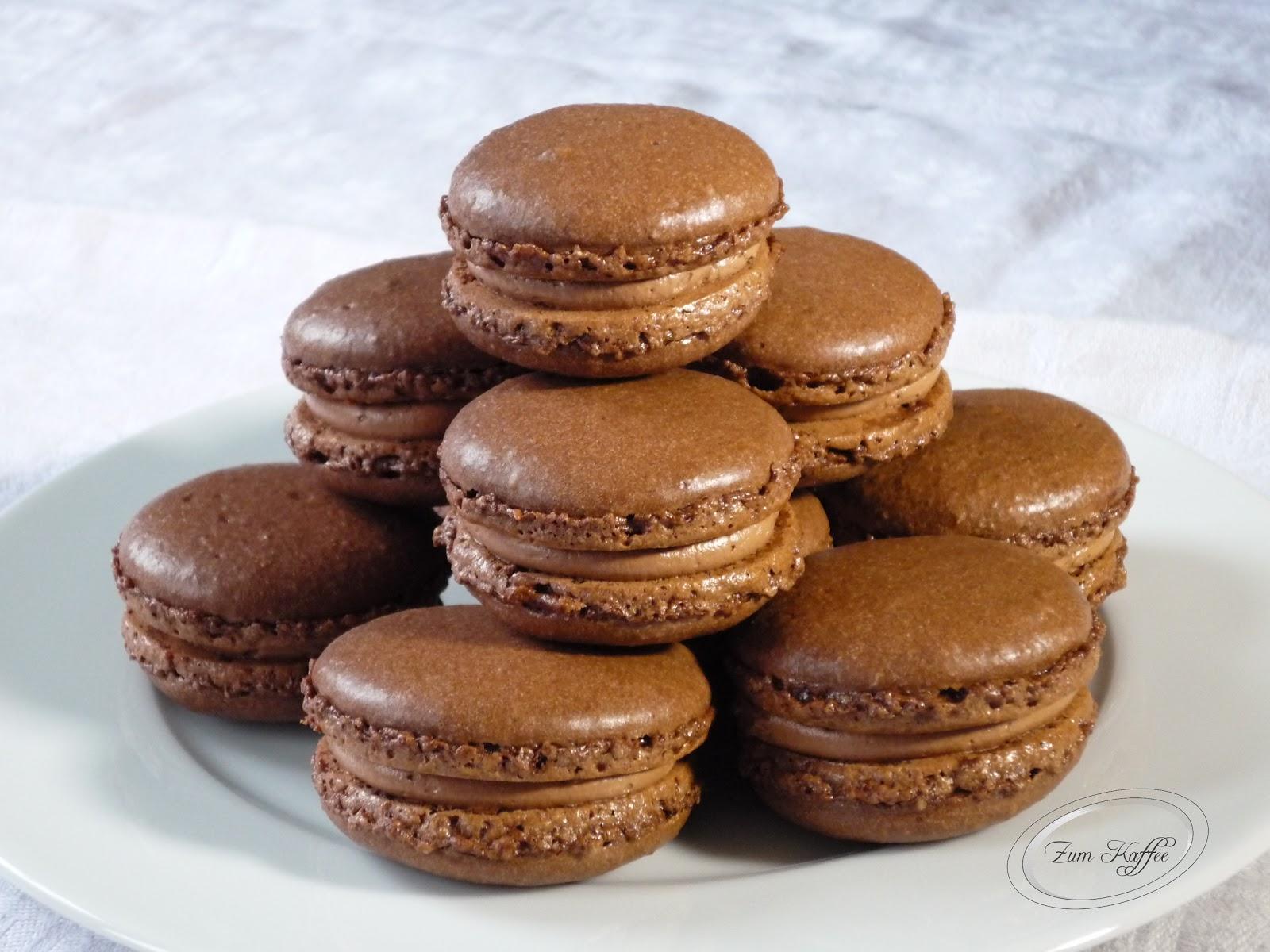 Es gibt ja unendlich viele verschiedene Macarons-Rezepte. Ich ziehe ...