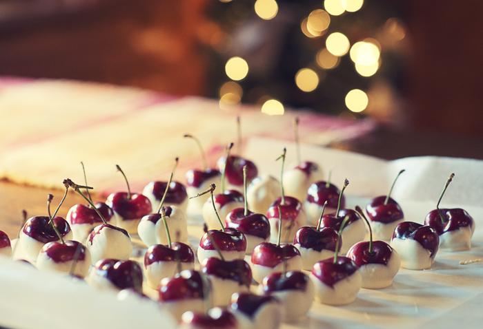 White Chocolate Covered Cherries Recipes — Dishmaps
