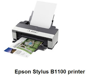 Epson Stylus B1100 printer