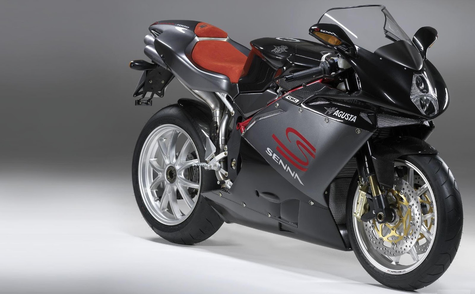 NCR Leggera 1200 Titanium special edition